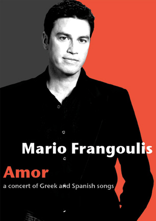 Mario Frangoulis In Concert October 28, 2007